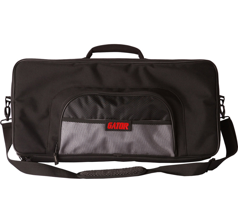 """Gator Cases G-MULTIFX-2411 Pedal Bag with 24"""" x 11"""" Effects"""