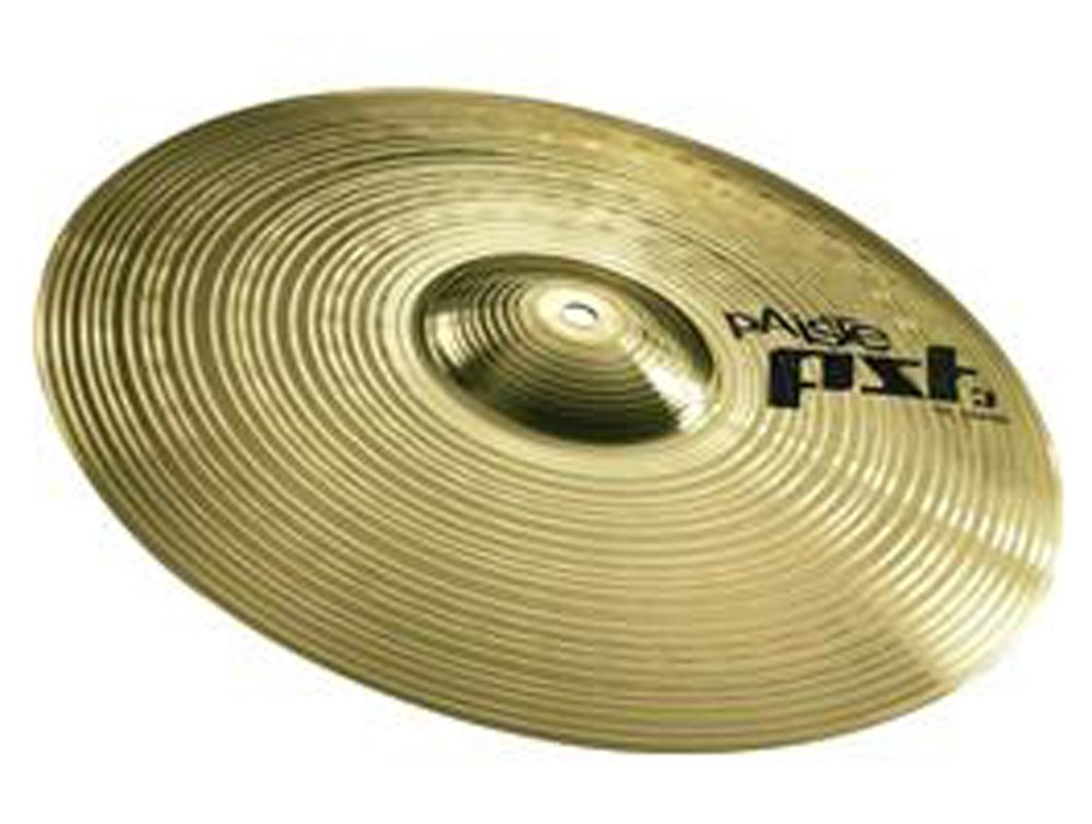 """Paiste PST 3 Series 14"""" Crash Cymbal with Integrated Bell Character & Medium Short Sustain (631414)"""