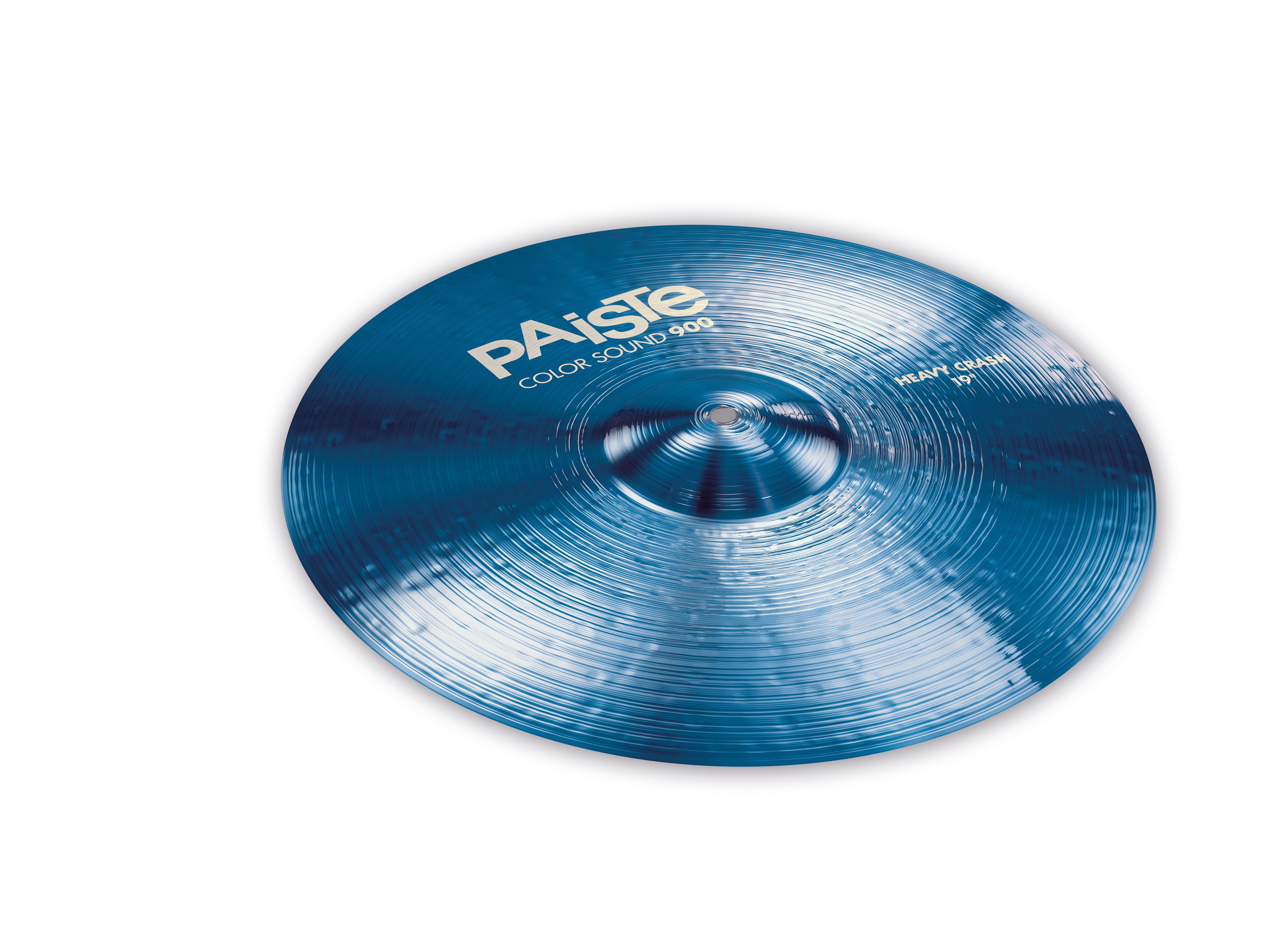 paiste 19 inch color sound 900 series blue heavy weight crash cymbal 1932819 ebay. Black Bedroom Furniture Sets. Home Design Ideas