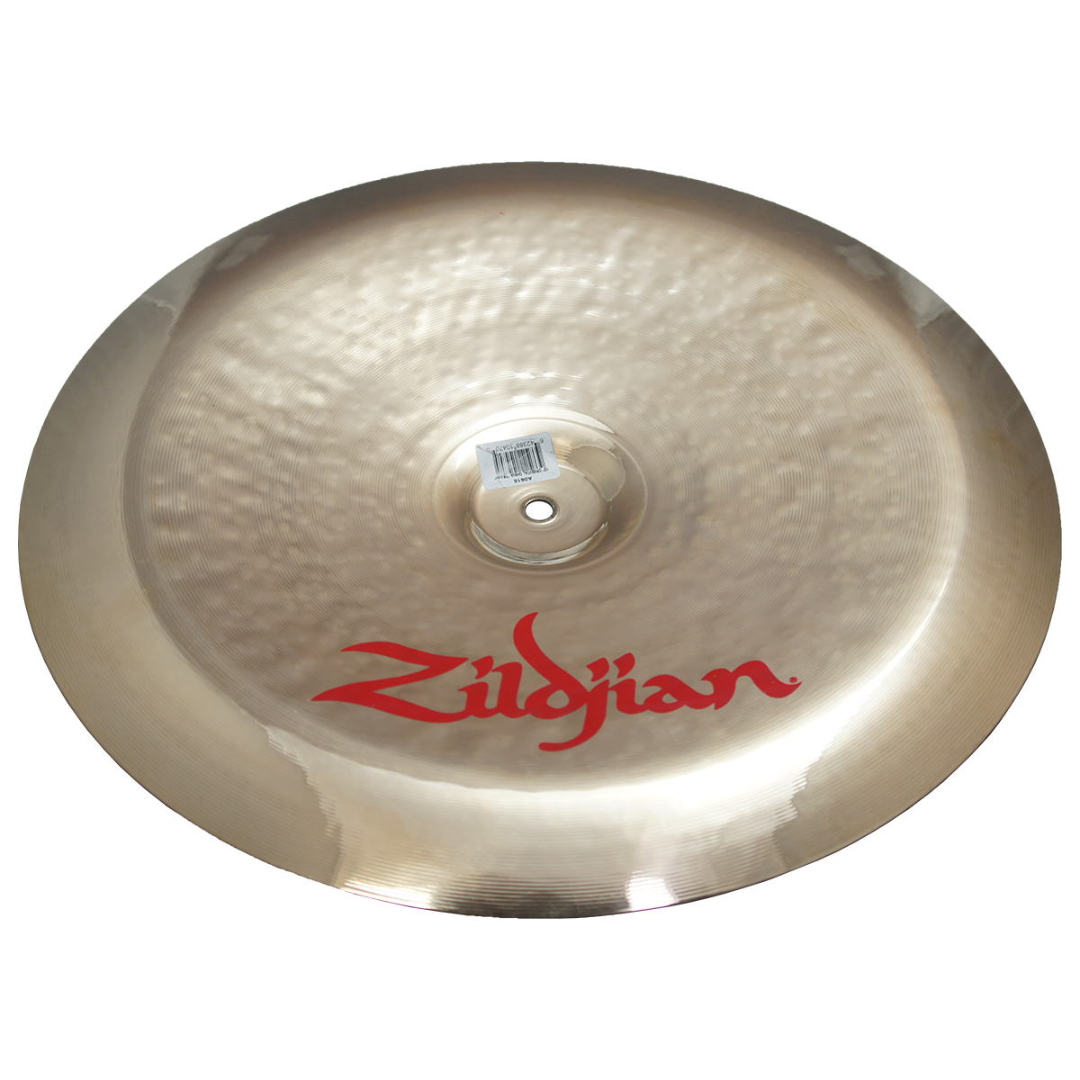zildjian a0618 18 oriental china trash cymbal with mid to high profile used 642388104705 ebay. Black Bedroom Furniture Sets. Home Design Ideas