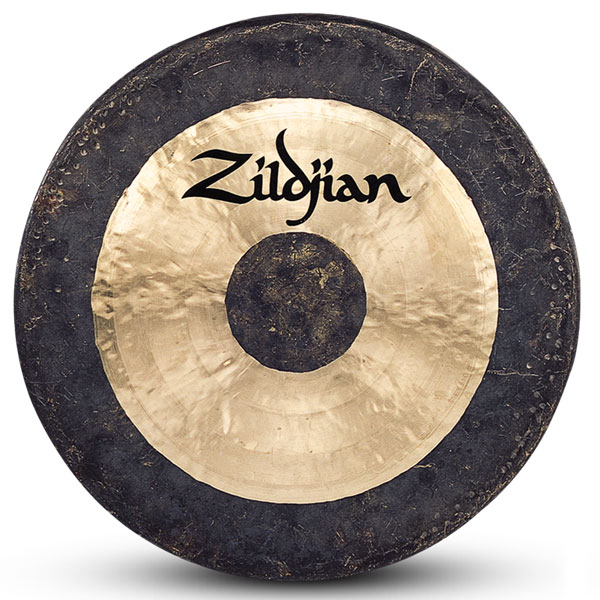 "Zildjian P0499 26"" Hand Hammered Gong - Traditional Finish"