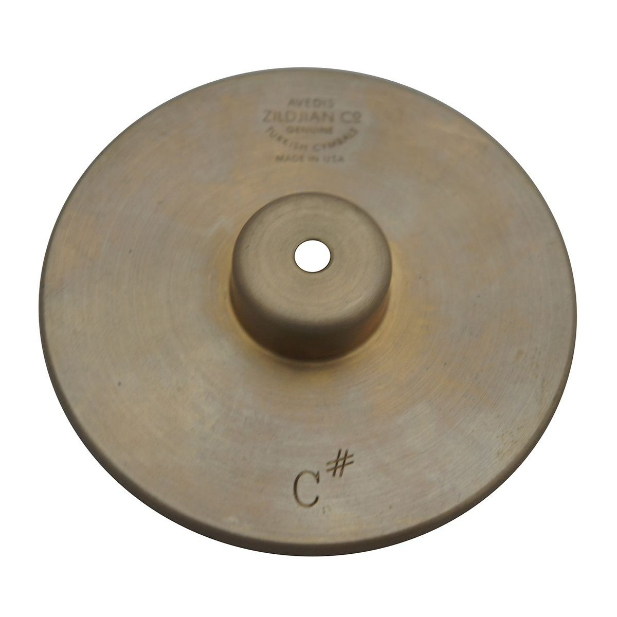 Zildjian P0612C# Crotale Single Note  C# High - Used