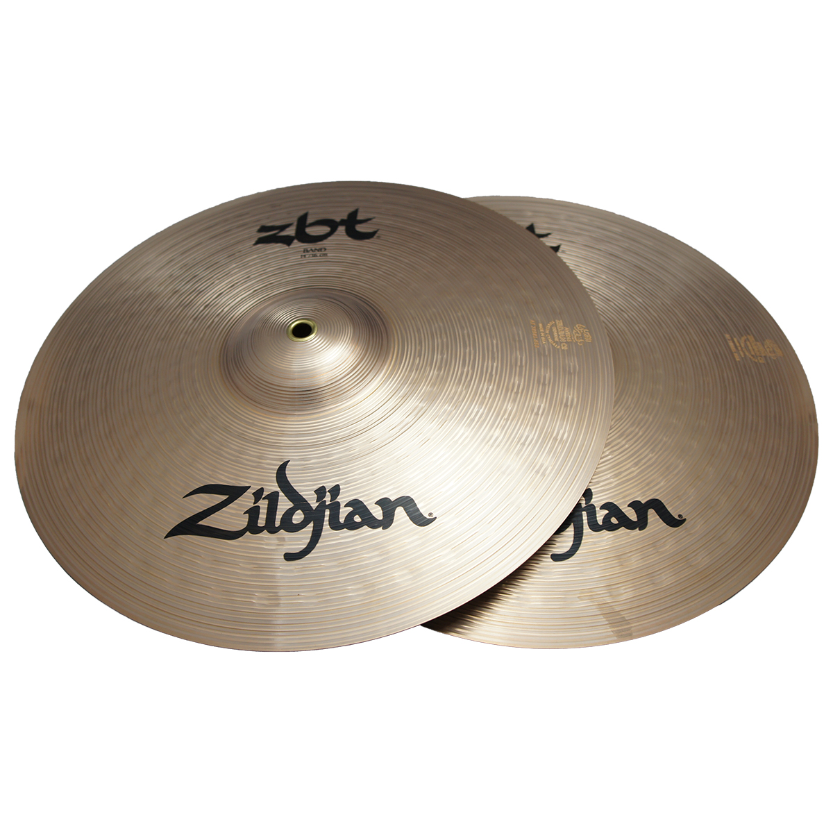 "Zildjian 14"" Zbt Band One Only Hand type with Medium Profile 14"" ZBT14BO"
