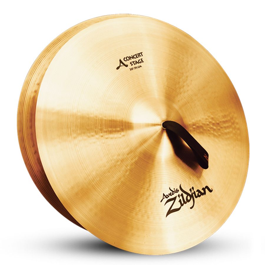 "Zildjian A0467 20"" A Zild Concert Stage Single Band & Orchestral Cymbal Traditional"