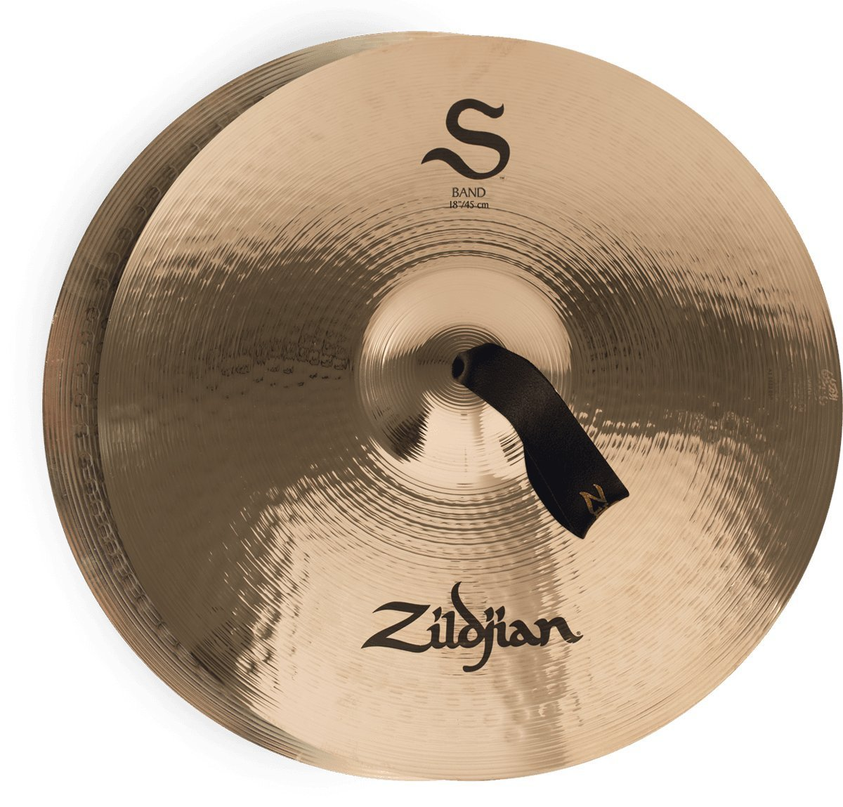zildjian s18bo 18 s family band one hand cymbal w bright sound brilliant 642388315002 ebay. Black Bedroom Furniture Sets. Home Design Ideas