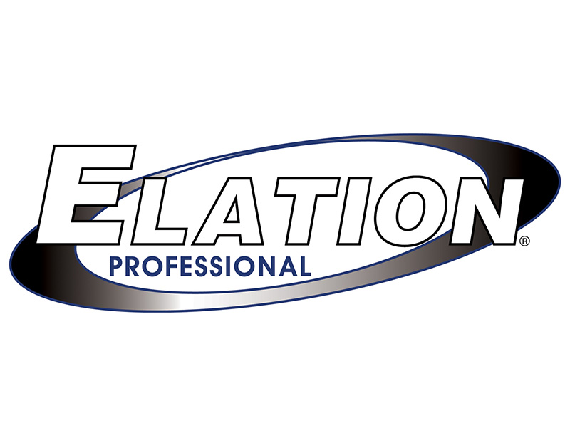 Elation EVLED300PCS 300-Ft Raw Power Cable Spool