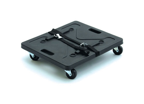 "SKB Cases 1SKB-1916 Shockmount Roto Caster Kit w/ 3"" Locking Wheels (1SKB1916)"