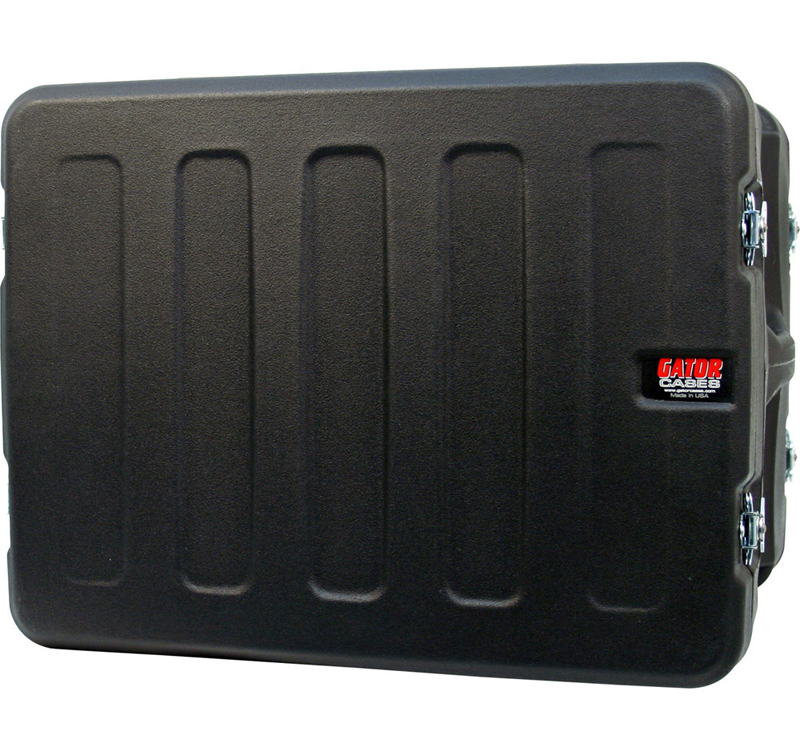 Gator Cases G-PRO-10U-19 Deep Molded Audio Rack 10U 19""
