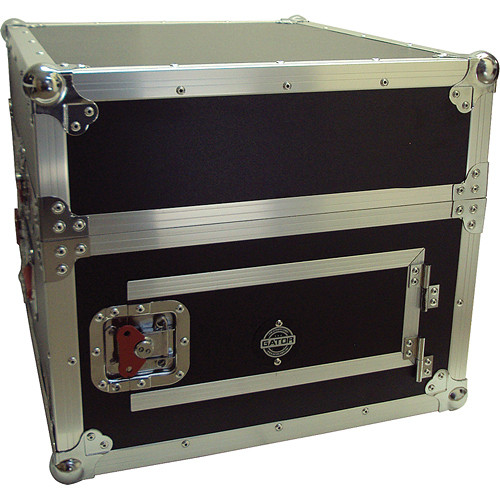 Gator Cases G-TOUR 8X2 Console Rack for 8U Over 2U Tour-Style Heavy-Duty