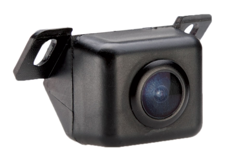 Farenheit RVC-1 1/4-Inch Surface Mount Rear View Camera with RCA Video Output