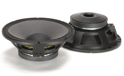 """RCF MB15H401 Dual Spider Desiggn 15"""" Woofer with Linear Frequency Response"""