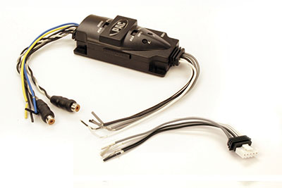 PAC SOEM-T 2-Channel Premium Line Output Converter with Remote Turn-On Trigger