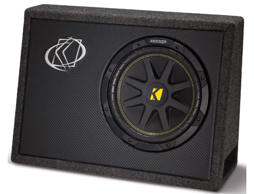 "Kicker TC10 10"" Truck Box 150 Watts 4 Ohm Final Impedance (10TC10-4)"