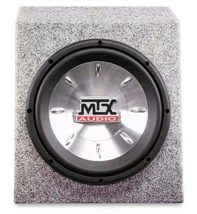 Mtx t610ar 10 loaded subwoofer box car audio sub 500 watts t610ar mtx t610ar 10 loaded subwoofer box car audio sub 500 watts publicscrutiny Images