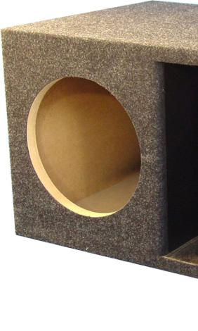 Audio Enhancers Jug12s Single 12 Unloaded Sub Box U Eclipsemmatts