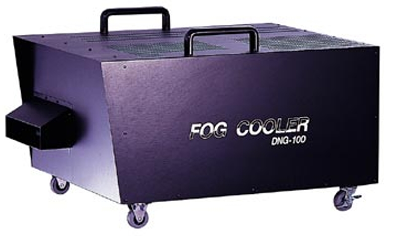 Elation DNG 100 Low Lying-DMX Fog Cooler