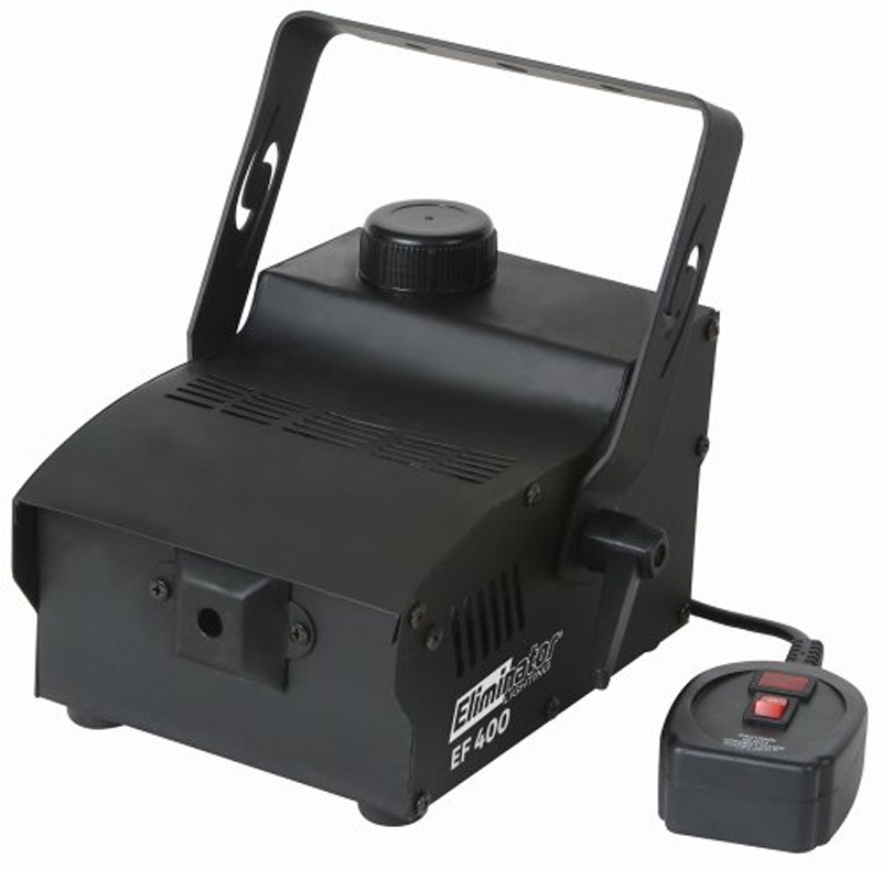 Eliminator Lighting EF-400 400 WATT Fog Machine