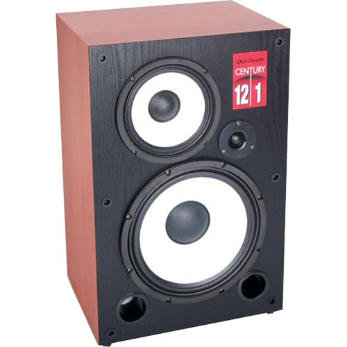 "DJ Tech Century 121 12"" Passive 3-Way Loudspeaker with 200W Max Power"