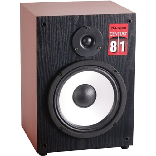 "DJ Tech Century 81 Passive 2-Way Loudspeaker with 8"" Woofer"