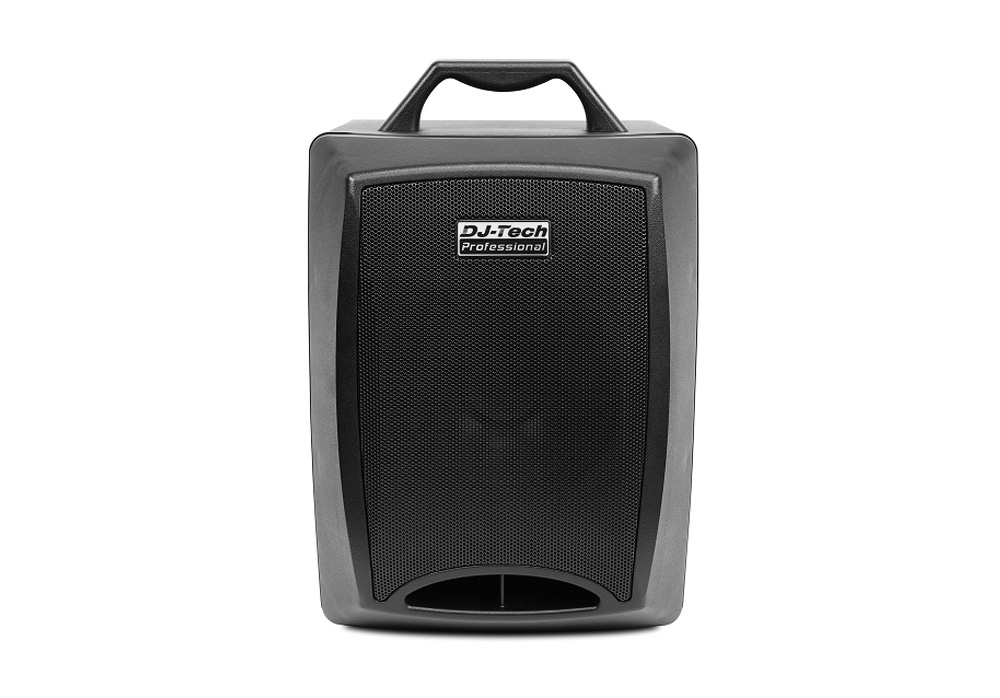 DJ Tech Visa 80 Light Wireless Portable PA System with built-in MP3 Player