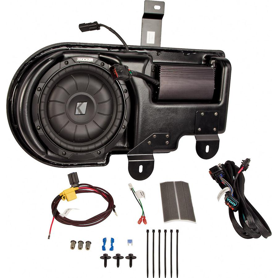 Kicker Car Audio Soundgate Substage Sf150c09 Custom Fit