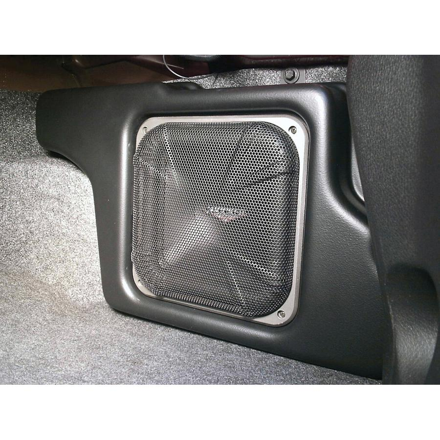Kicker Car Audio Soundgate Substage Smus05 Custom Fit