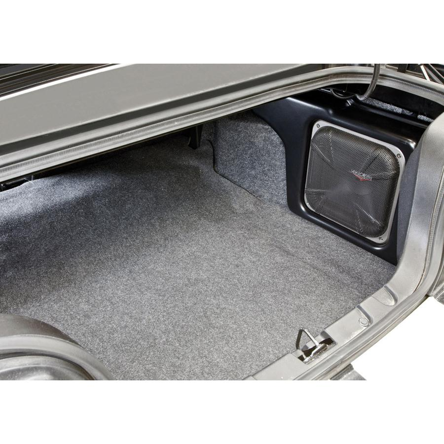 Kicker Smus05 Ford Mustang 2005 2012 Custom Fit Powered 10