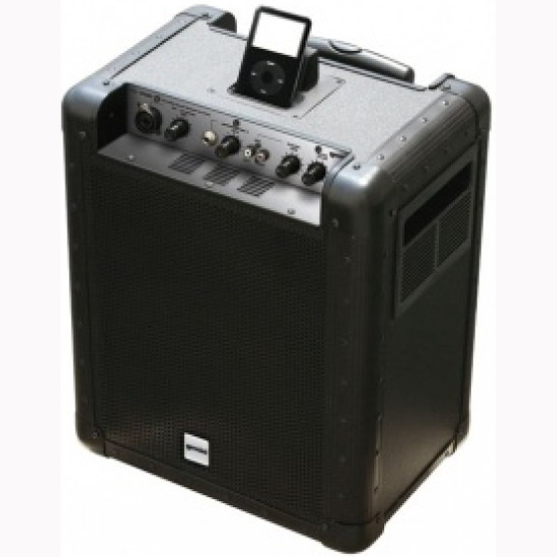 Gemini MS-POD Portable PA System With iPod Dock