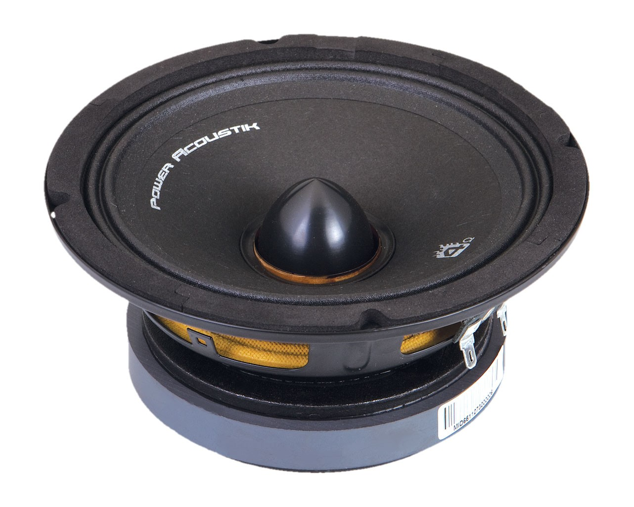speakers 8 inch. power acoustik mid-80 8-inch 4-ohm midrange speakers w/ 3.25-inch mounting depth 8 inch