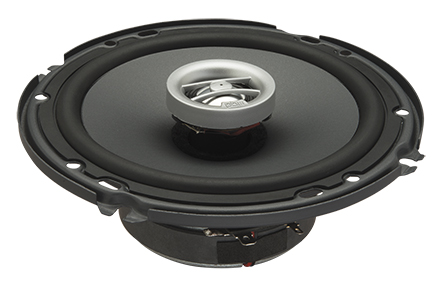 "Powerbass L2-675 6.75"" Full Range Speakers w/ Advanced Injection Molded Cone"