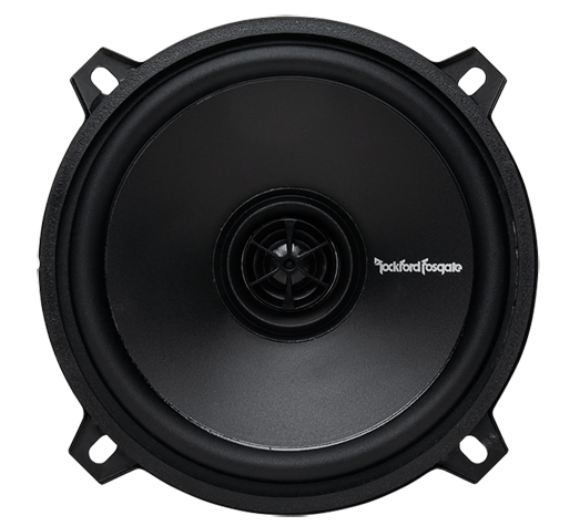"Rockford Fosgate R1525X2 Prime 5.25"" 2-Way Full-Range Speaker with Grills 40W"