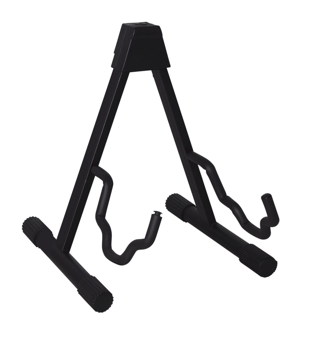 Gator Frameworks GFW-GTRA-4000 Adjustable Compact A-Style Guitar Stand with Rubber Padding