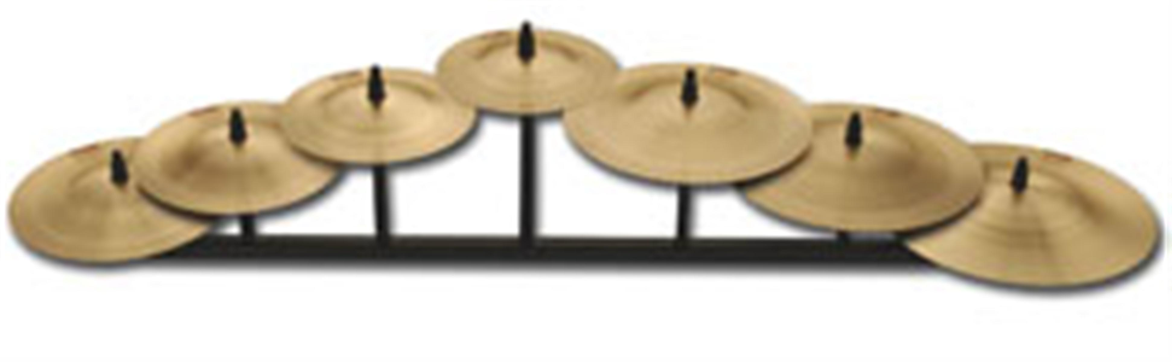 Paiste 7 Arm Cup Chime Holder Special Sounds Percussion Accessory (SP56100)