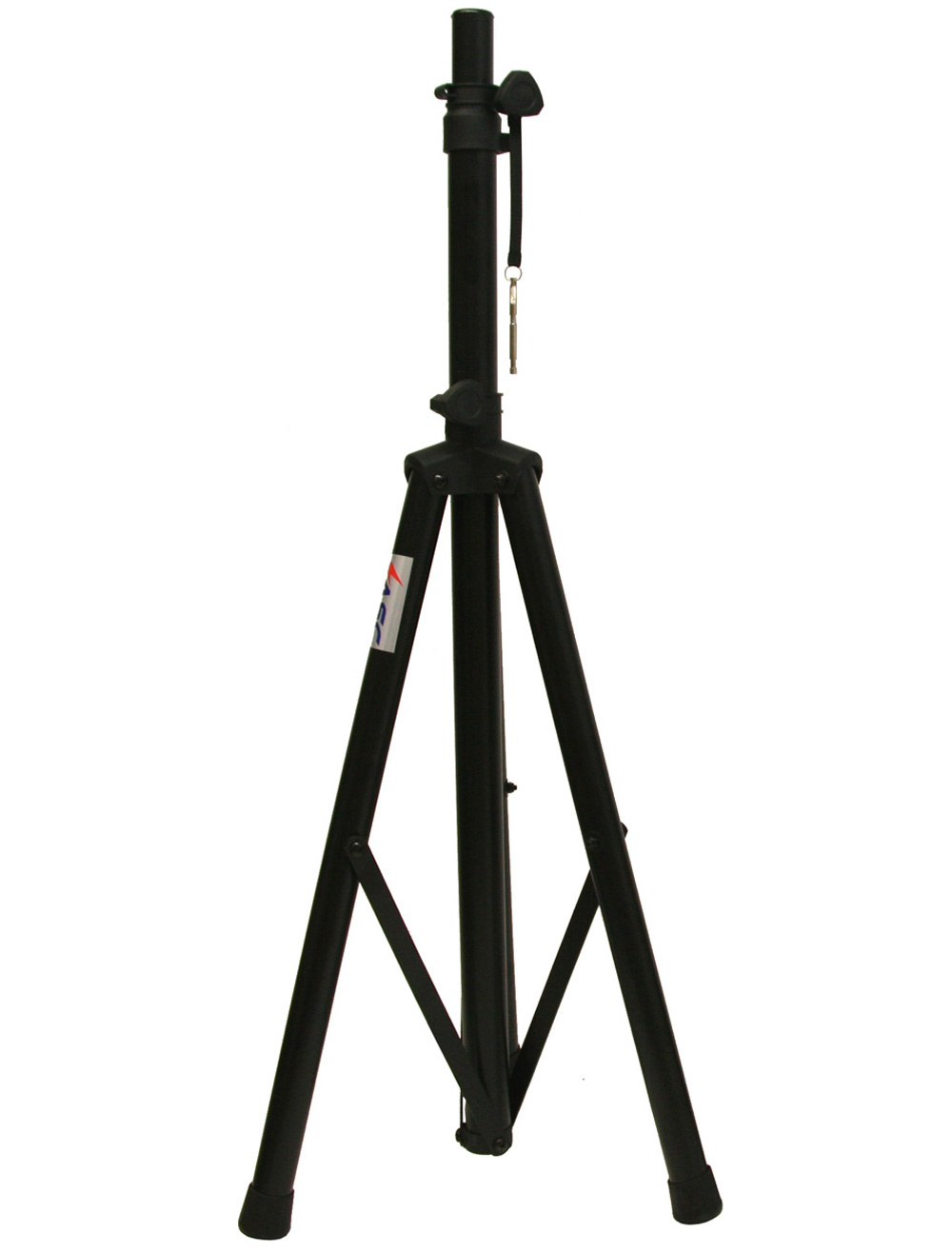 DJ Pro Audio PA Speaker or Lighting Adjustable 6 Foot Max Height Tripod Stand