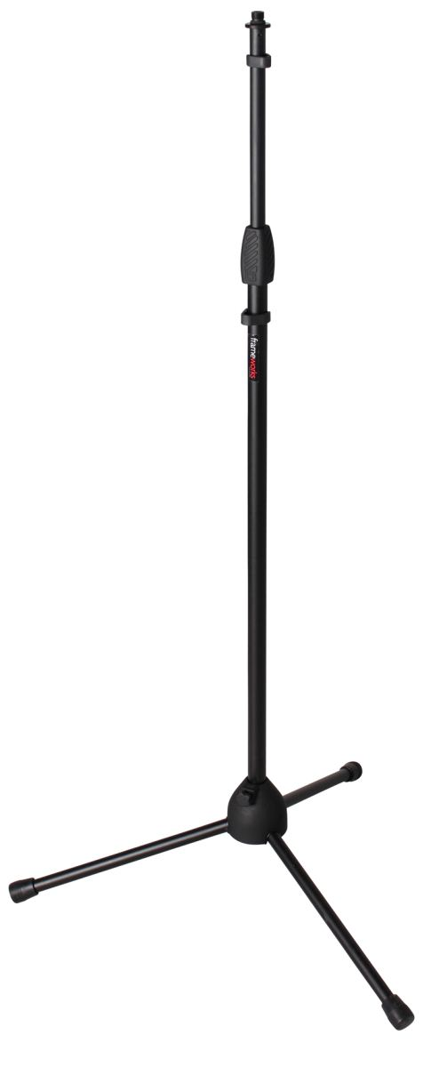Gator Frameworks GFW-MIC-2000 Microphone Stand with Collapsible Tripod Base