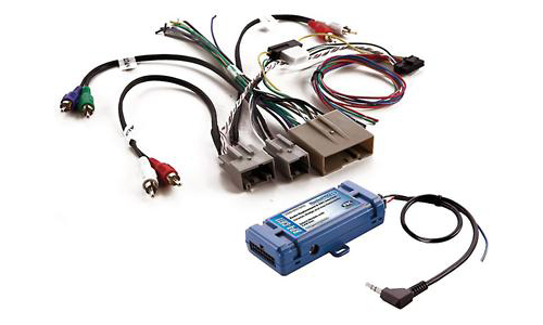 PAC RP4-FD11 Radio Replacement Interface with Built In Pre-programmed SWC Retention