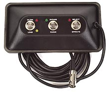 peavey transtube special 212 footswitch three button 7 pin din switches 3376410 pev13 3376410. Black Bedroom Furniture Sets. Home Design Ideas