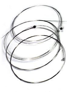 Peavey .015 Gauge Single String Replacement with Protective Coating (67800)