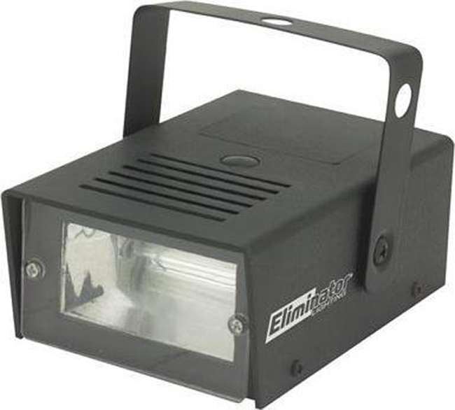 Eliminator Lighting E-105 MINI Strobe Light