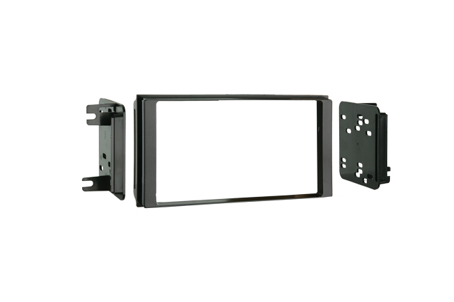 Metra 95-8902 Double Din Install Kit For 2008-11 Fits Subaru Impreza / Forester
