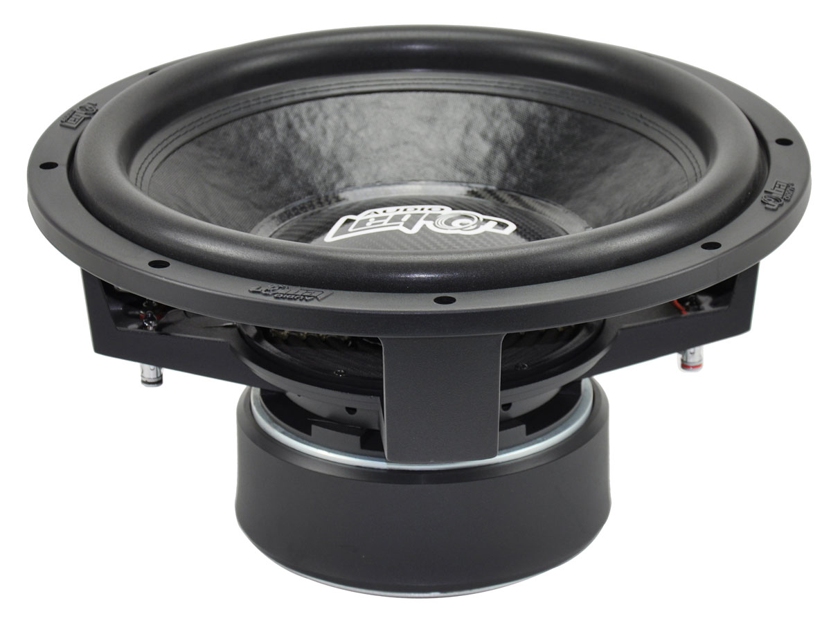 "Audio Legion S2515 Car Audio Dual 2 Ohm 15"" Subwoofer 1600W SPL Competition Sub"