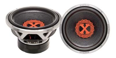 """Powerbass 3XL-1202D Dual 2-Ohm 1700 Watts 12-Inch Subwoofer with 3"""" Voice Coil"""
