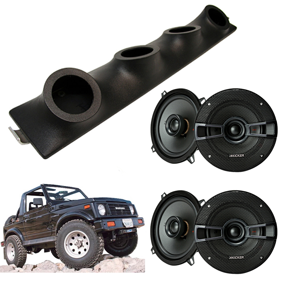 Suzuki Samurai Speakers