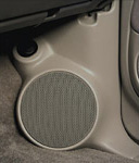 "Q Logic 01-07 Toyota Sequoia 6 1/2"" Custom Speaker Kick Panel"