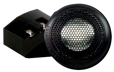 "Diamond Audio D3TAK 1"" Aluminum Dome Tweeters"
