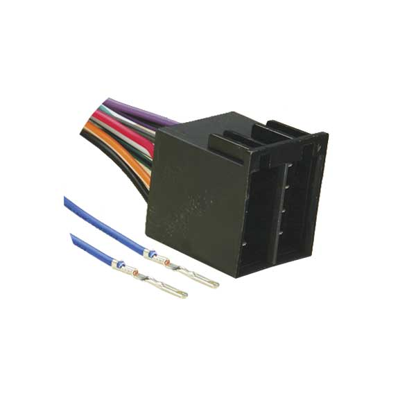 Metra 70-1784 Wiring Harness for Select 1987-Up VW (Volkswagen) Vehicles