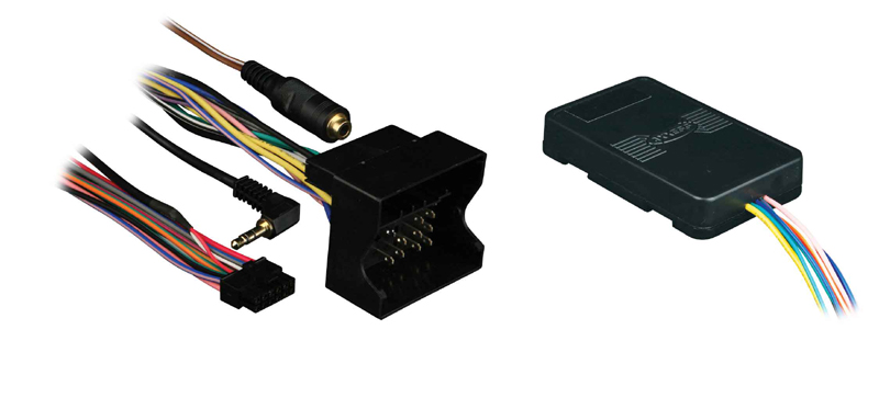 Axxess XSVI-9003-NAV 02-UP VW Interface Harness Kit with RAP Retention Accessory Power & Navigation Outputs
