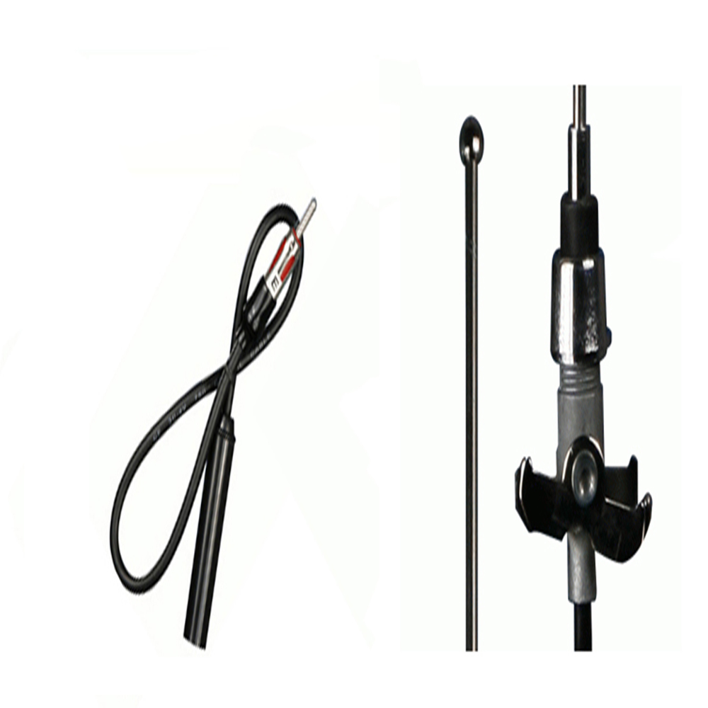 Ford F-Series Truck 1980-1996 Factory Replacement Radio Stereo Custom Antenna