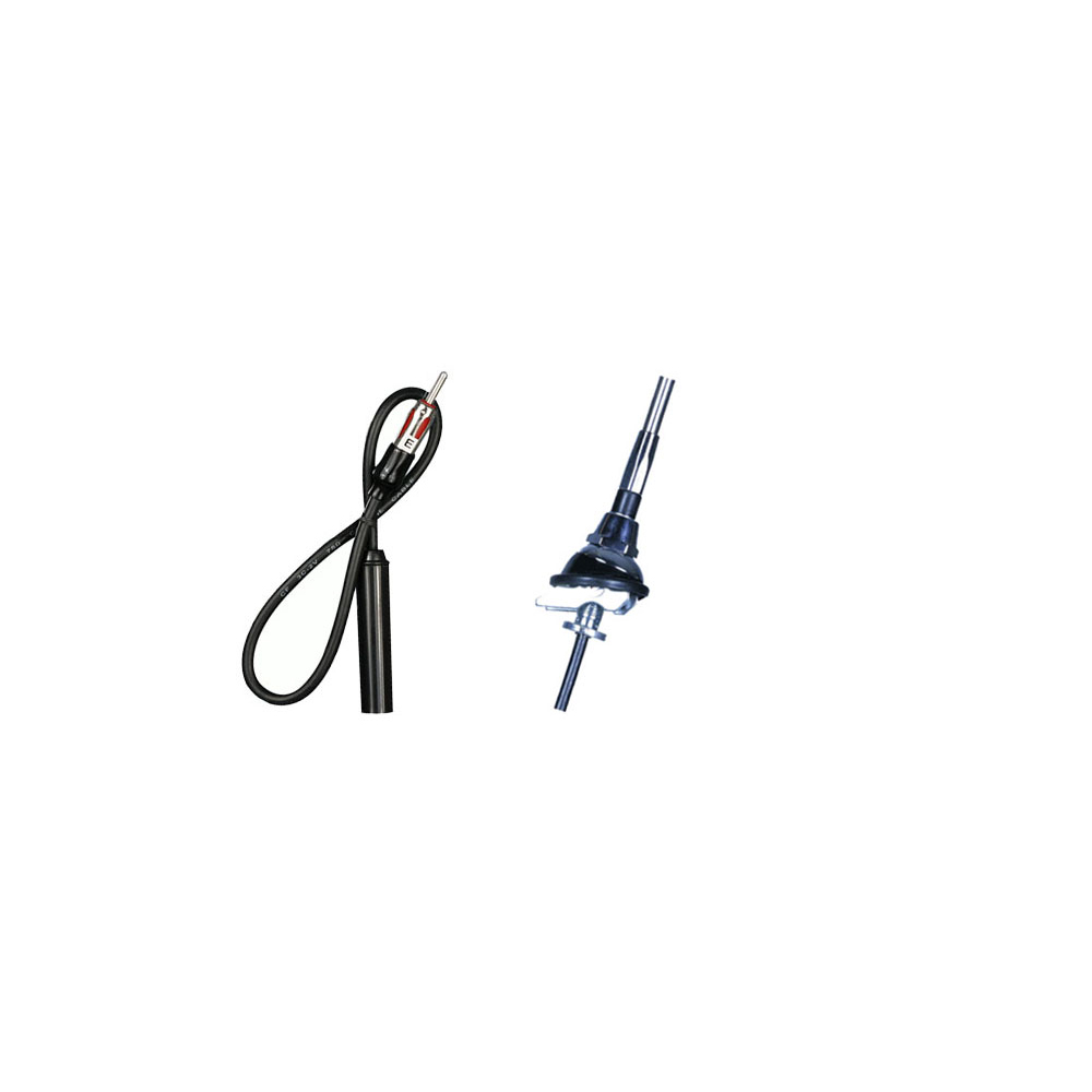Ford F-650 1999-2004 Factory OEM Replacement Radio Stereo Custom Antenna Mast