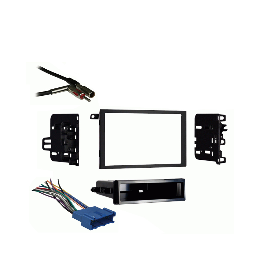 Oldsmobile Aurora 1995-2000 Double DIN Stereo Harness Radio Install Dash Kit